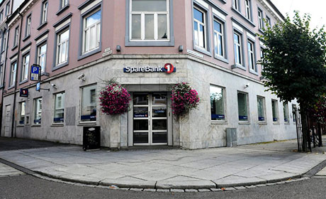 SpareBank1 branch office